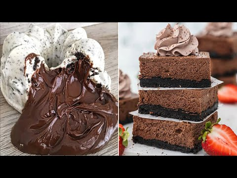 Yummy Chocolate Cake Recipes For Every Occasion   How To Make Chocolate Cake Decorating Ideas