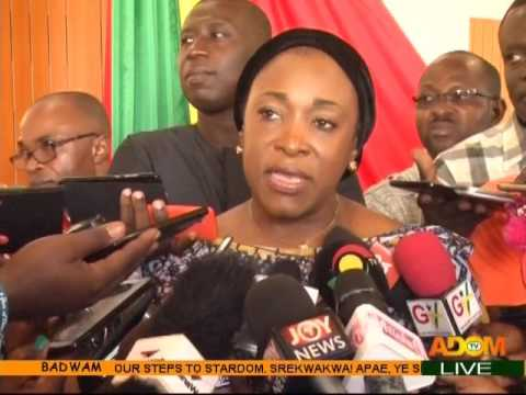 Badwam News on Adom TV (27-2-17