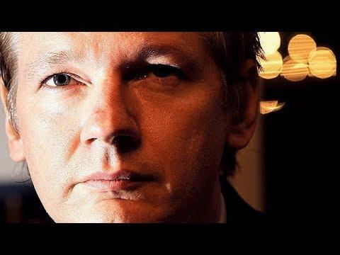 Julian Assange and Donald Trump jr sent