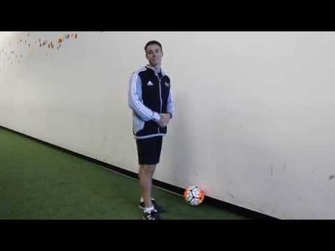 Soccer Speed Secrets Calf Stretch