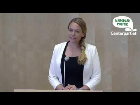 Johanna Jönsson om tillfälliga begränsningar av uppehållstillstånd i Sverige.