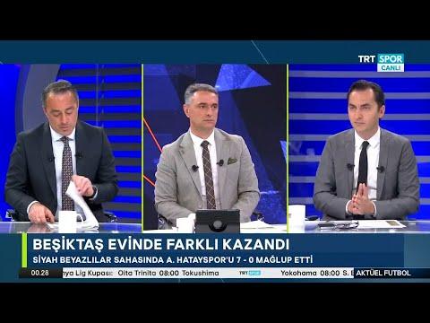 Şampiyon kim olacak? Beşiktaş yarışta ne kadar avantajlı? Aktüel Futbol'da değerlendirildi