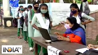 SSLC, VHSE examinations underway in Kerala - INDIATV