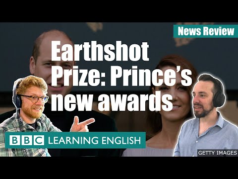Earthshot Prize: Prince William's new awards - BBC News Review