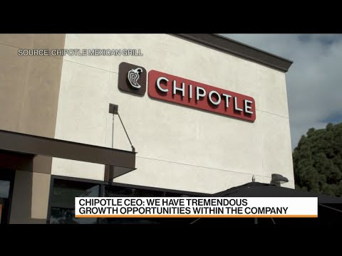 Chipotle CEO Says It's Hard to Keep Workers From Leaving