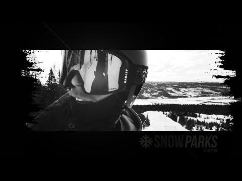 SkiStar Snow Parks - Parkpepp