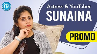 Actress & Frustrated Woman Fame Sunaina Exclusive Interview - Promo | Dil Se With Anjali | Ep 218 - IDREAMMOVIES
