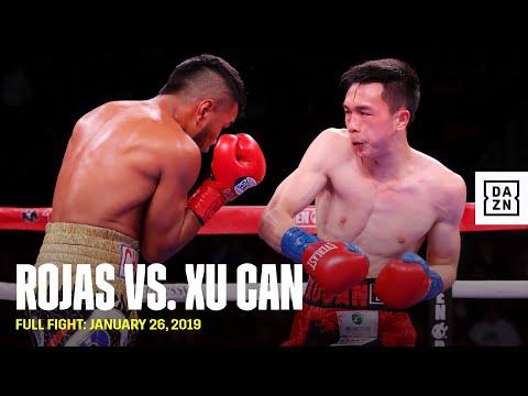 FULL FIGHT   Jesus Rojas vs. Xu Can