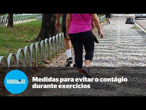 Cuidados com os exercícios ao ar livre