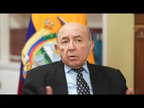 Canciller de Ecuador defiende «pragmatismo» con EEUU tras visita oficial a Washington