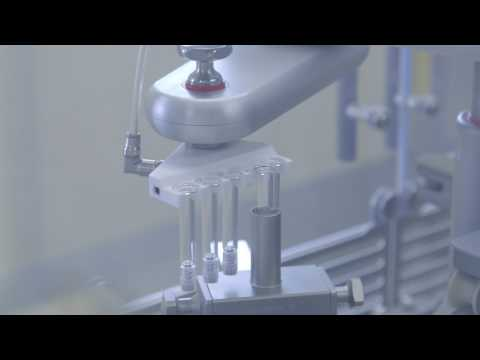 GELSYN-3 Manufacturing Process - Step 2 - Filling Phase