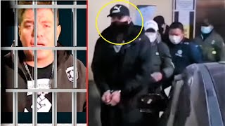 Envían a la cárcel a Yassir Molina cabecilla de la RJC. 6 meses detención en cárcel de Sucre Bolivia