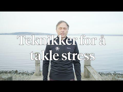 Rytme for å takle stress - Audun Myskja