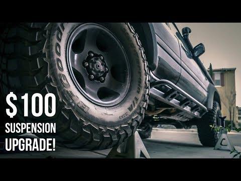 $100 Air Lift Suspension Upgrade