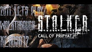 S.T.A.L.K.E.R. Call of Pripyat Live Walkthrough Part 1
