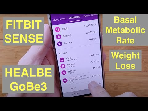 """Sweet FITBIT Smartwatch Trick for """"Sedentary Inclined"""" to Support Healthy Weight Management (+GoBe3)"""