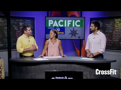 Update Show: Pacific Team Announced for CrossFit Invitational