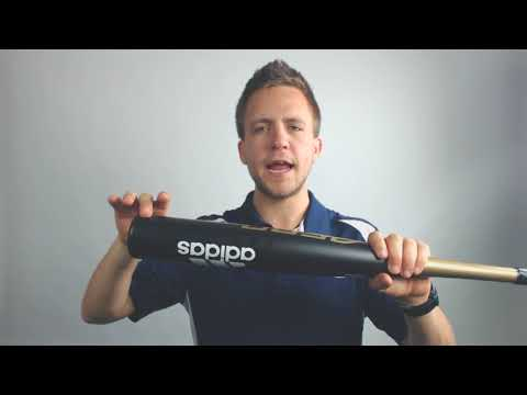 Review: 2019 Adidas AeroBurner Comp BBCOR Baseball Bat (AERO19CBB)