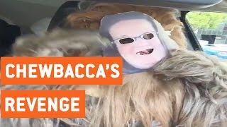 'Chewbacca Mom' Parody | Chewbacca Gets His Revenge