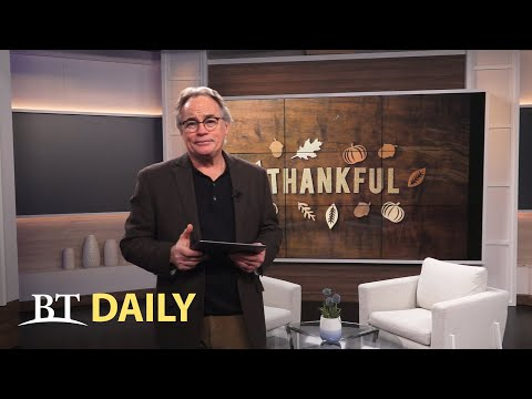 BT Daily: Thanksgiving Reflections: Promises of Abraham
