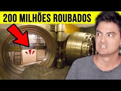 OS ROUBOS MAIS BRILHANTES DA HISTÓRIA!