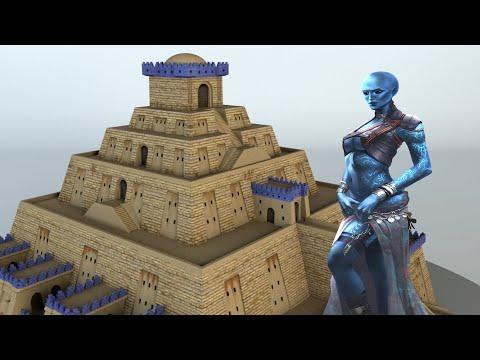Sumerian Hybrids Discovered in Ancient India.. Nephilim Origins of Oannes - Enki in Eridu