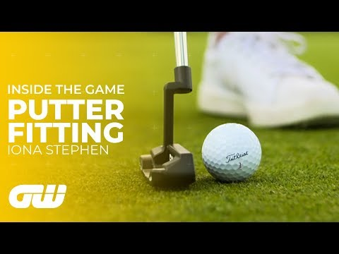 What a PRO Putter Fitting Looks Like | Inside The Game | Golfing World