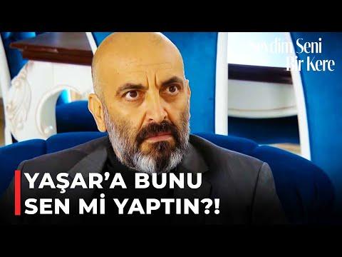 Nermin, Yaşar'ın Başına Gelenler İçin Adnan'dan Şüphelendi! | Sevdim Seni Bir Kere