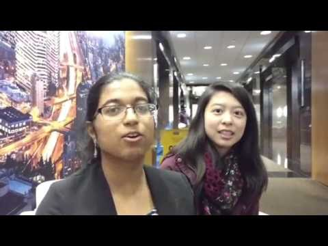 Neha Hulkund and Ann Lee, STEMcademy