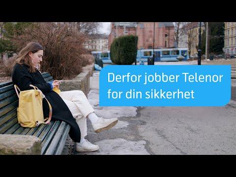 Derfor jobber Telenor for din sikkerhet. | Telenor Norge