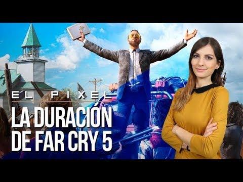 connectYoutube - DURACIÓN de FARCRY 5 | El Píxel
