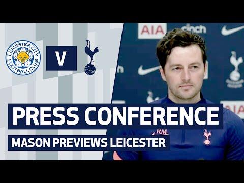 Ryan Mason previews the final day of the Premier League season | Leicester v Spurs
