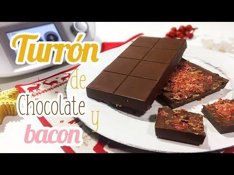 Turro?n de Chocolate y Bacon | Recetas de Navidad