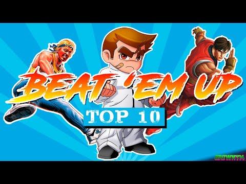 TOP 10 Beat'em up - Generación 16 bits