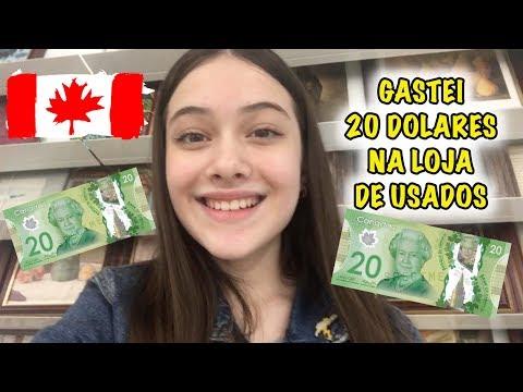 connectYoutube - GASTEI 20 DOLARES NA LOJA DE USADOS