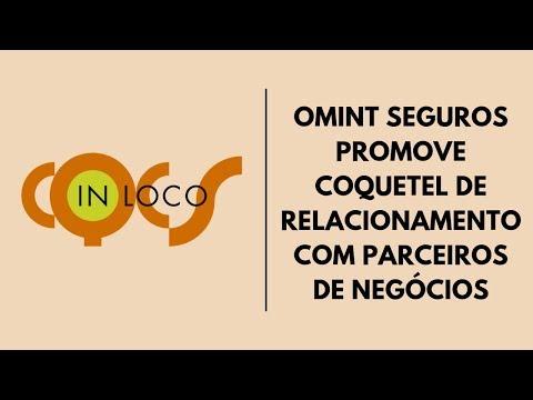 Imagem post: Omint Seguros promove coquetel de relacionamento com parceiros de negócios