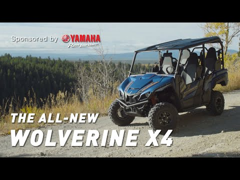 2019 Yamaha Wolverine X4 - West Yellowstone Adventure - Sponsored