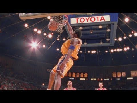 Michael Jordan, LeBron James, Kobe Bryant and the Best Dunks from the NBA Preseason