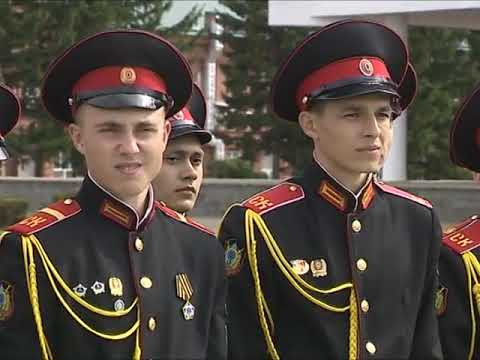 Первая группа кадетов отправилась в тур по Золотому кольцу Томской области в День знаний