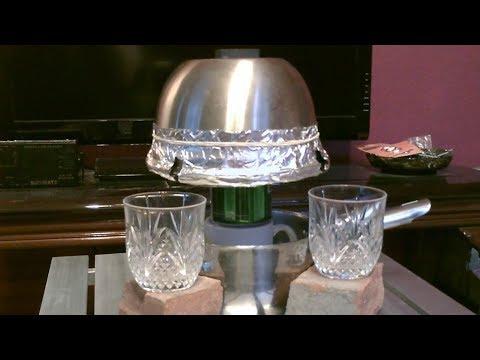 "Homemade Water Distiller! - DIY ""Counter-Top"" Water Distiller! - New Design!!  ez DIY"