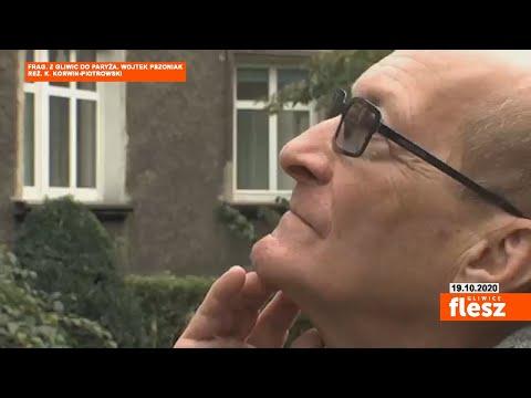 Flesz Gliwice / Nie żyje Wojciech Pszoniak