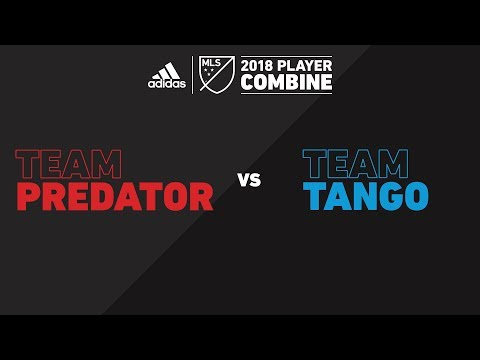 Team Predator vs. Team Tango | adidas MLS Combine 2018