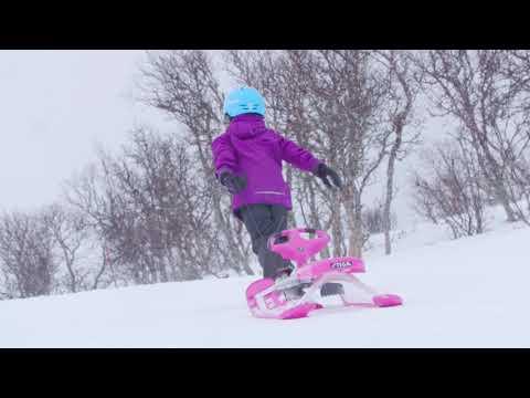 STIGA  Snowracer!