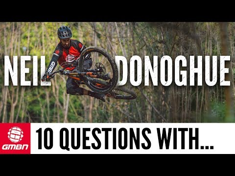 10 Questions With Neil Donoghue | Martyn Asks The Pros