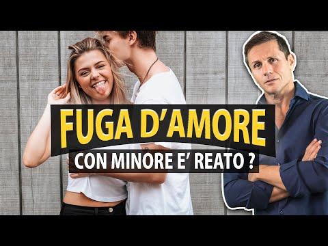 FUGA D'AMORE CON MINORE: è reato? | avv. Angelo Greco