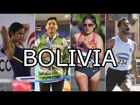 BOLIVIA EN LAS OLIMPIADAS