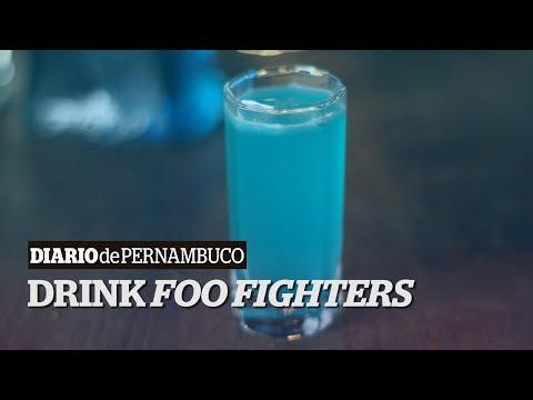 Drink da Sexta: Foo Fighters
