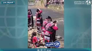 احتفال خاص للنساء بالشعر الطويل في الصين .. وش يفكك منهم