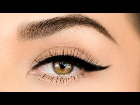 HOW-TO WINGED EYELINER | Eyeliner Tutorial | Eman