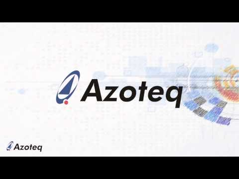 Azoteq's 5-in1 user interface implementation using the IQS525